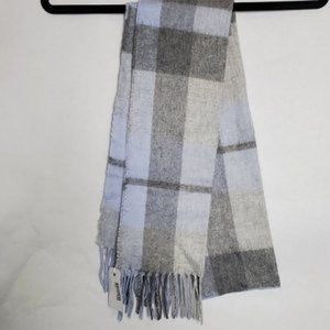 Accessories - Vintage Scarf with Fringe